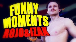 IZAK & ROJO WWE 2K18 | FUNNY MOMENTS
