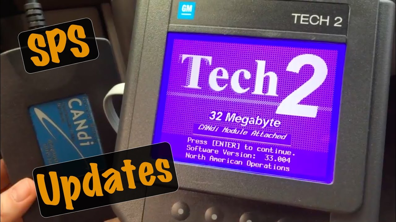 Gm Sps Programming Tech2 Tool P Thru Mode Ecu Tis2web Tds Calibration Update