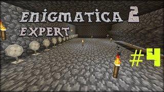 Minecraft 1.12.2 Enigmatica 2 Expert Mode Skyblock #4 - DarkRoom V2