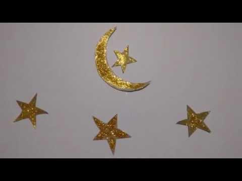 Ramadan and EID DAY ROOM DECOR IDEA & TUTORIAL
