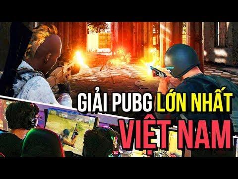 LIVE STREAM GIẢI PUBG LỚN NHẤT VN - MSI GAMEK CHAMPIONSHIP