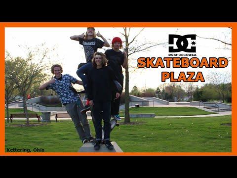DC SKATE PLAZA | Kettering Ohio