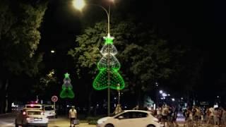 Vizualna simulacija Carrarine ulice
