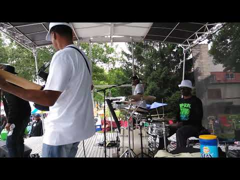 Garfield days 2018 Joe Jordan Soul Trio