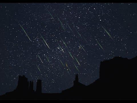 Chuva De Meteoros Geminídeos Ao Vivo [Leia a Descrição]