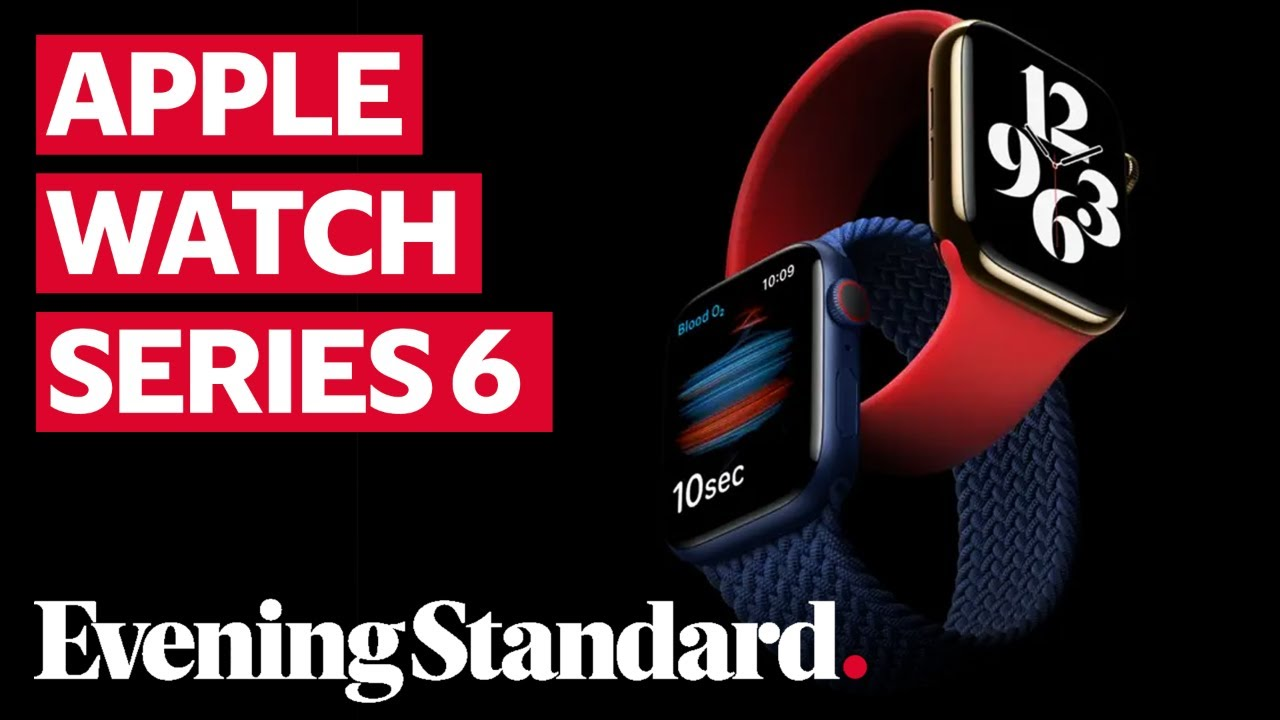 Apple Watch 6: Apple's top wearable gets new look and cheaper SE Watch sibling