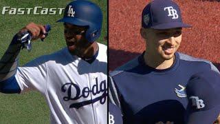MLB.com FastCast: Kemp, Snell hit milestones - 9/23/18