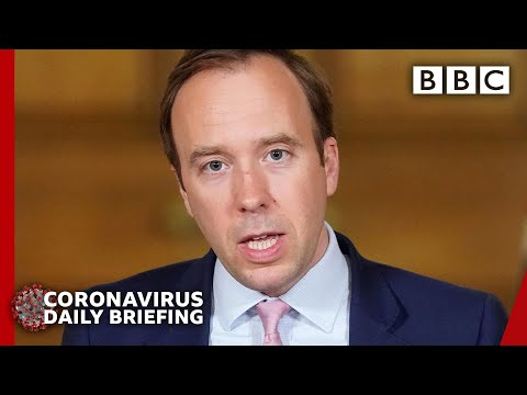 Coronavirus: Hancock 'to look at' fines to families in lockdown - Covid-19 Government Briefing 🔴 BBC