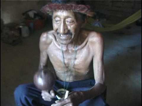 Piaroa shaman