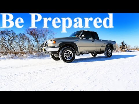 Thumbnail: How to Prepare your Car for a Blizzard