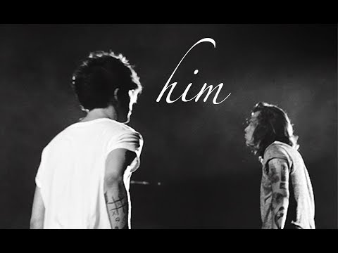 harry & louis | him by sam smith (larry stylinson)