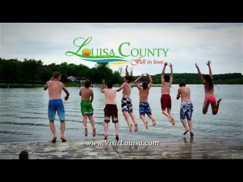 Louisa County, Virginia - Fall in Love with Louisa!