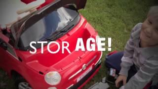Peg Perego    FIAT 500 Children's Riding Vehicle