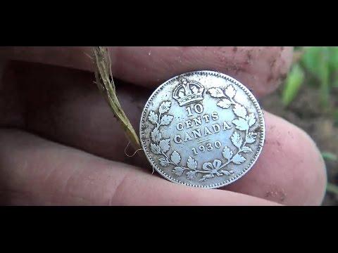 Сколько не копай,а серебро не кончается Коп 2016