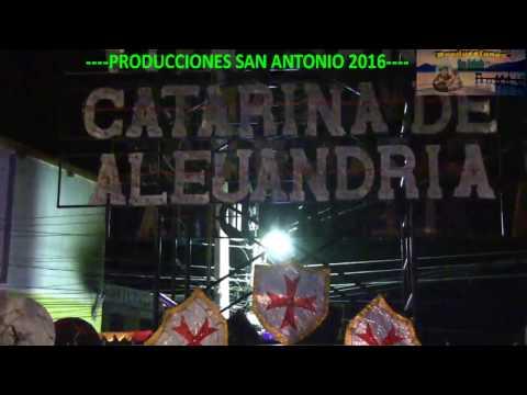 Feria Santa Catarina Palopo 2016