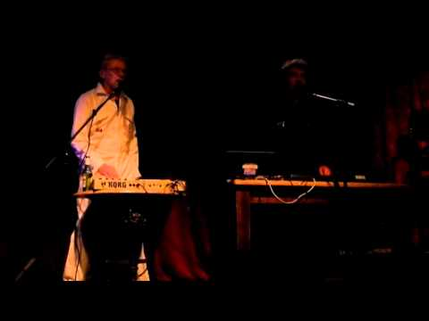 """Komputer/I Start Counting - """"Letters To A Friend"""" Live London- 17 December 2011 