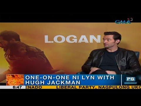Unang Hirit: One-on-one interview with Hugh Jackman