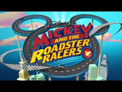 Mickey and the Roadster Racers | Theme Song Cutdown