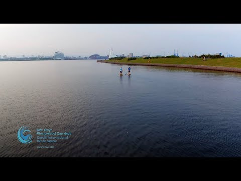 Cardiff International White Water - Stand Up Paddleboarding