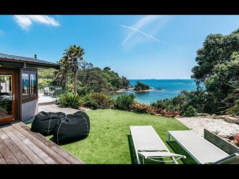 Iconic waterfront position, Waiheke Island, New Zealand