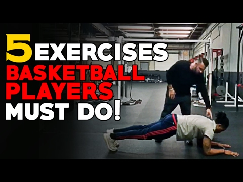 Top 5 Basketball Strength Exercises That Basketball ...