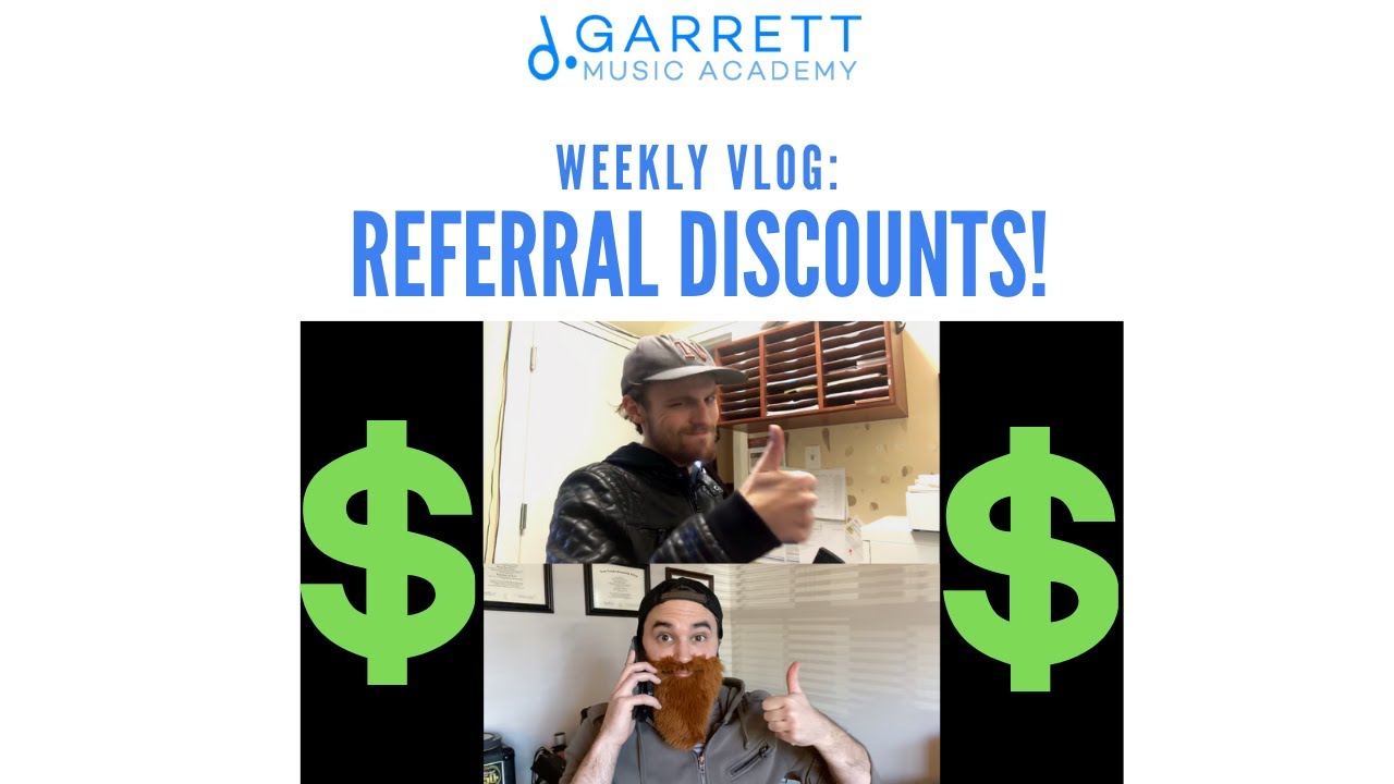 VLOG #6 | Referral Discounts