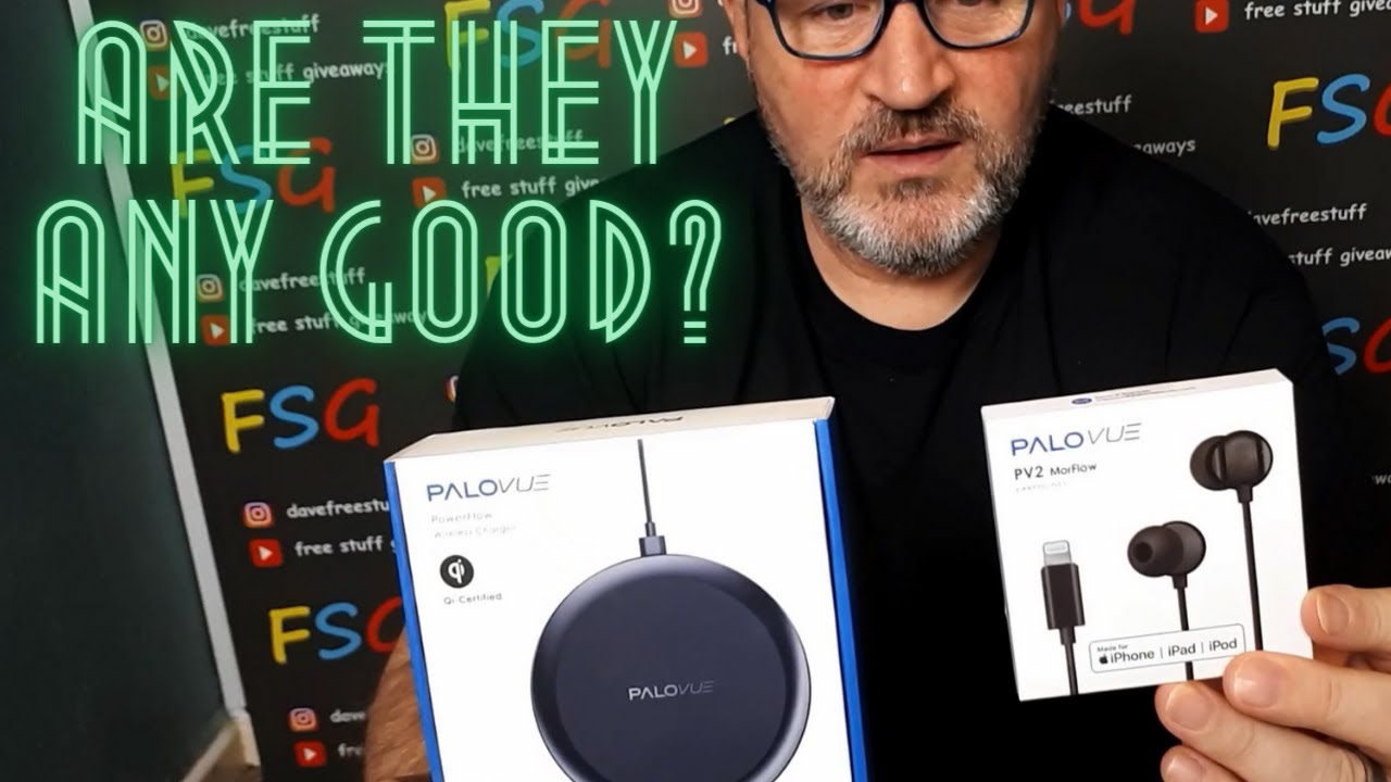PALOVUE PV2 Moeflow in ear headphone Review
