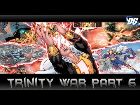 ผู้อยู่เบื้องหลัง[Trinity War Part 6]comic world daily