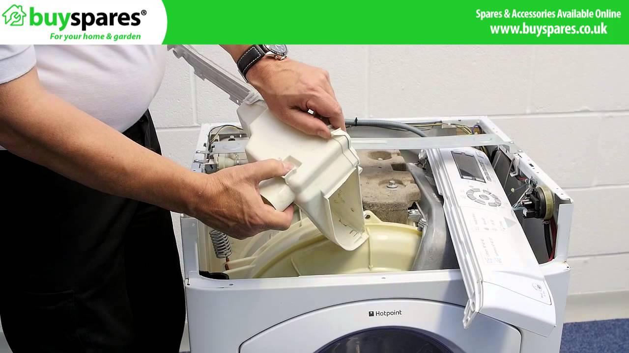 Hotpoint WML540 machine à laver Top Control Board