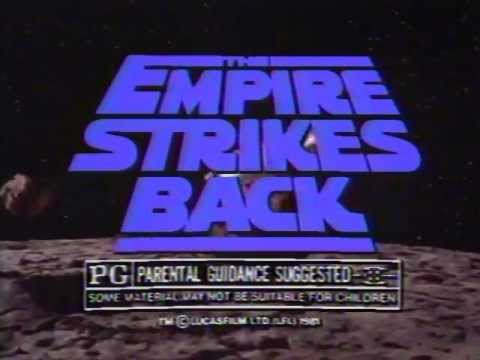 The Empire Strikes Back trailer