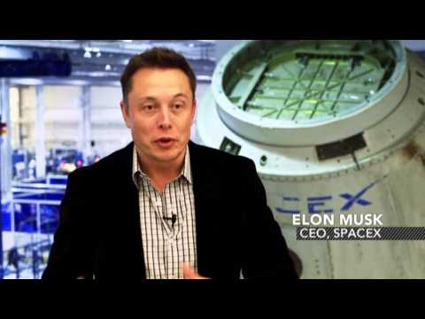 SpaceX: Elon Musk's View from Mission Control - YouTube