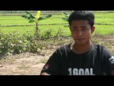 *Livestock Breeding/Micro-finance and organic farm project San Htay