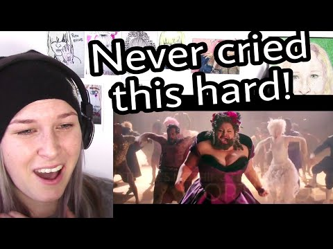 THE GREATEST SHOWMAN  THIS IS ME   LYRIC    REACTION
