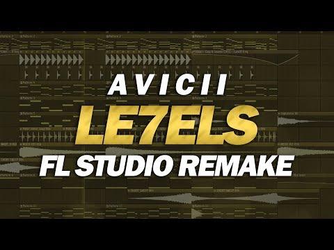 FL Studio Remake: Avicii - Levels [FREE FLP DOWNLOAD]