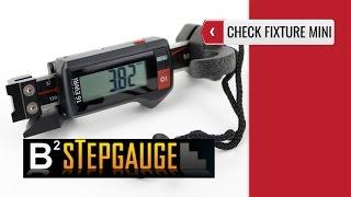 b squared mini step and gap gauge product video presentation