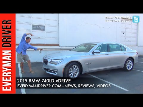 Here s the 2015 BMW 740Ld XDrive on Everyman Driver