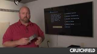 Denon Home Theater Receiver Setup Wizard Tutorial | Crutchfield Video