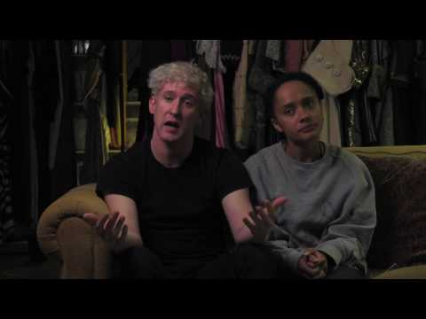 "NATIONAL THEATRE LIVE  ""Amadeusz"" 2017  Karla Crome i Adam Gillen o państwu Mozart"