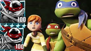 Prize for the PvP tournament. Original turtles - Teenage Mutant Ninja Turtles Legends