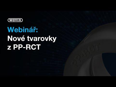 Nové Tvarovky Z PP-RCT | Wavin Czechia