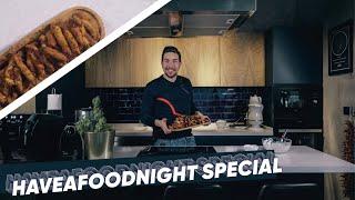 Burak ALKAN ile Gece Yemeleri : Haveafoodnight Special,  (Bölüm 30) | Osilicious