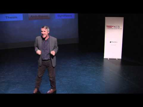 Collaboration -- How To Be A Rebel | Peter Worley | TEDxKCS