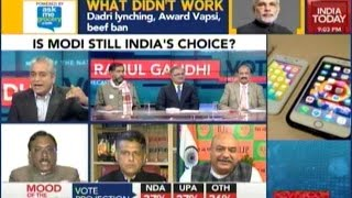 Mood Of The Nation: Karvy Insights Opinion Poll   Part 1