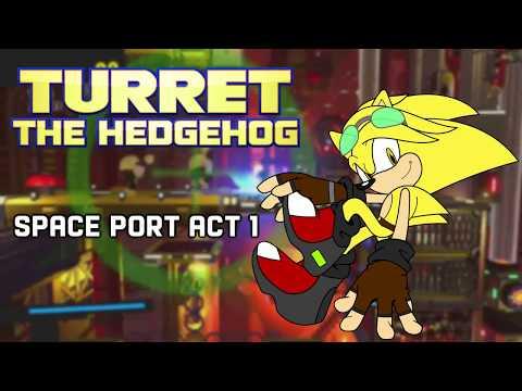 Holoska: Space Port Act 1 [Remix] - Turret the Hedgehog OST