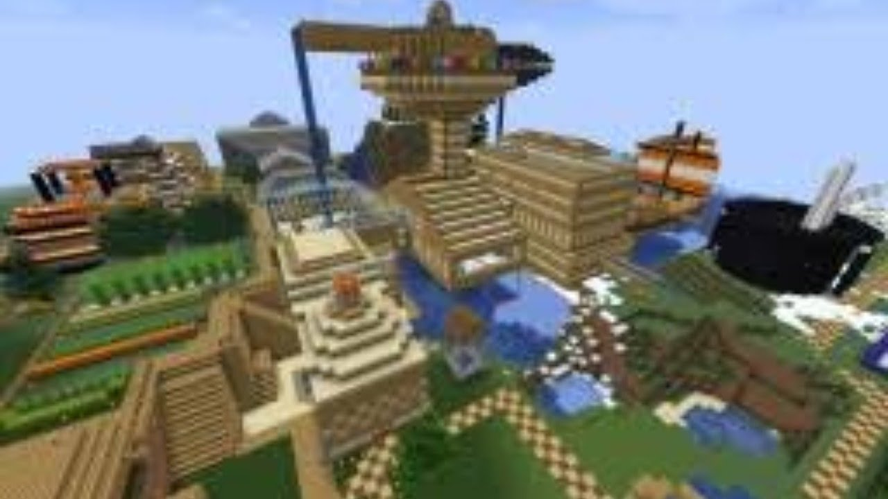 Building Stampy's Lovely World Live!
