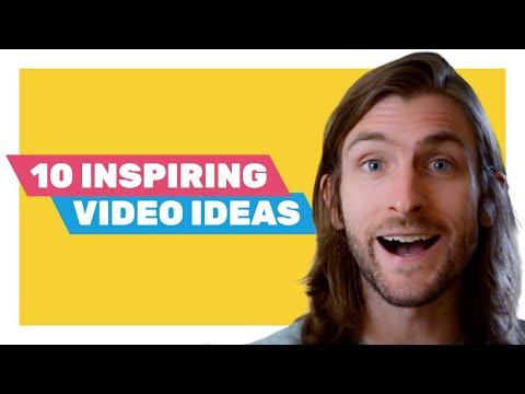 Level Up Your Marketing Strategy with Video: 10 Content Ideas