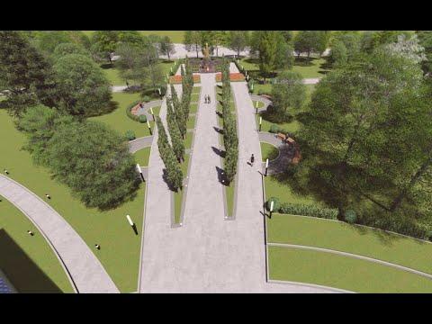 Центральную площадь в Новопавловске отремонтируют впервые за 60 лет