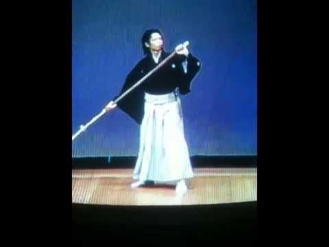 日本舞踊「静と知盛」