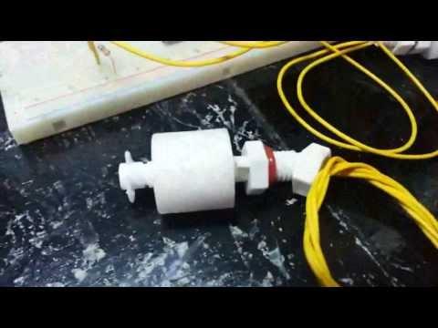 Ball Float Liquid Level Sensor Demo