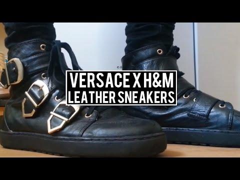 Versace x H&M Men Sneakers (review)